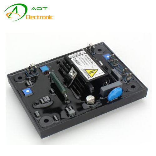 Diesel Generator Voltage Regulator AVR SX460 for Stamford Replacement