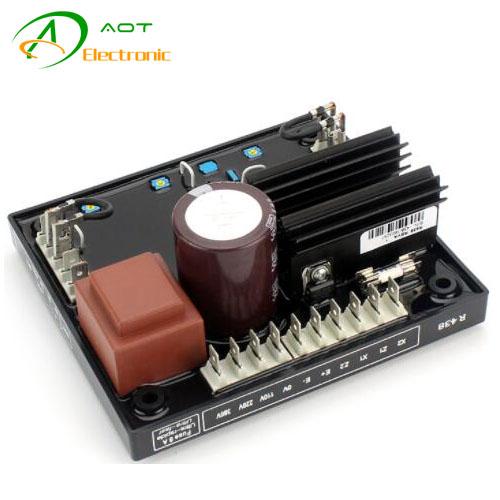 Diesel Engine Generator Parts Automatic Voltage Regulator ...