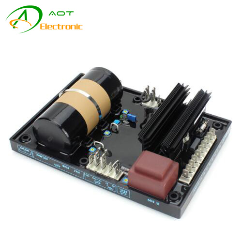 Diesel Alternator Voltage Adjustment Regulator AVR R449