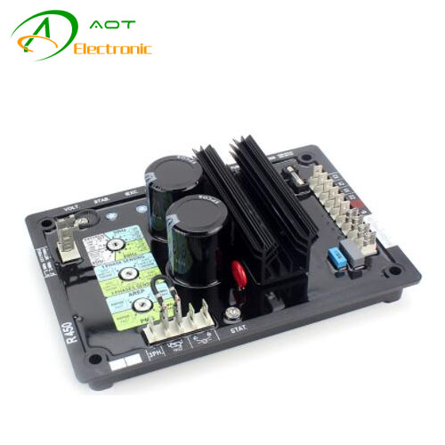 Generator Automatic Voltage Regulator AVR R450 for Leroy Somer