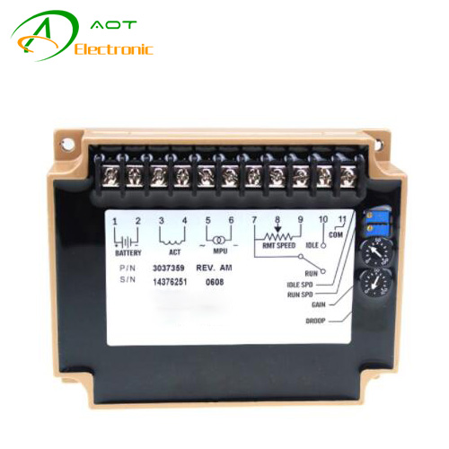 Speed Governor 3037359 for Generator Speed Controller