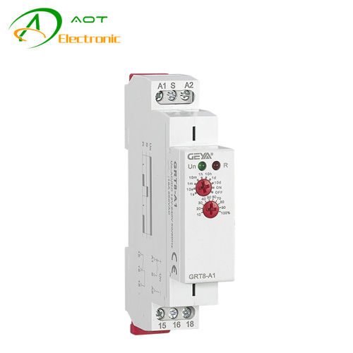 Single Function Time Relay AOT-T8-A1