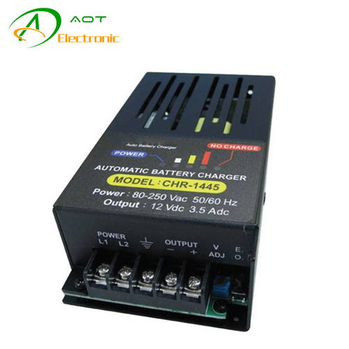 12V 3.5A Smart Genset Generator Battery Charger CHR-1445