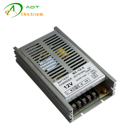 12V 5A Automatic Generator Battery Charger for Diesel Genset