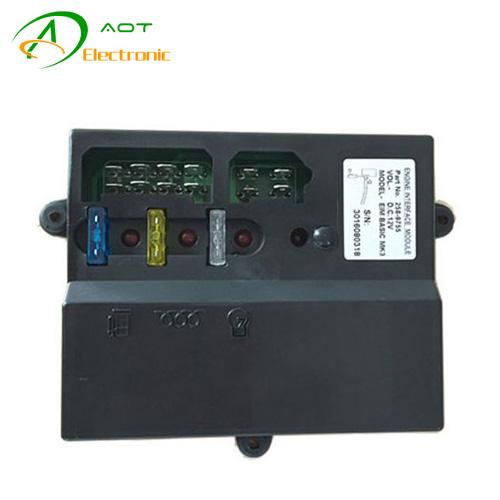 12v Diesel Generator Engine Interface Control Module Eim