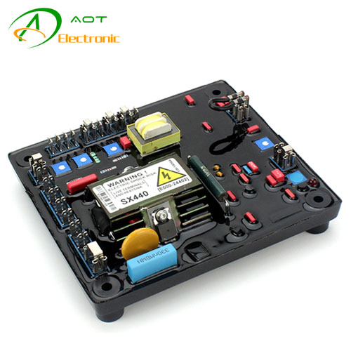 Electronic Governor Basiccircuit Circuit Diagram Seekiccom