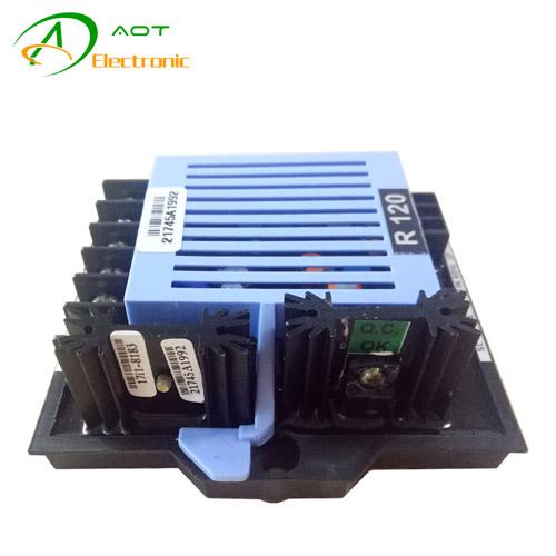 Generator Avr R120 Ac Automatic Voltage Regulator Circuit Diagram
