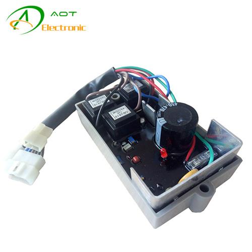 Single Phase Generator Voltage Regulator 10KVA AVR KI-DAVR
