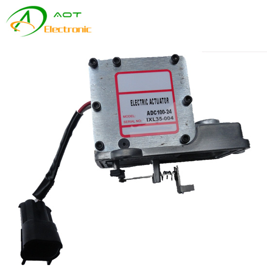 24V Auto Truck Engine Fuel System Controller Parts Generator Actuator ADC100​