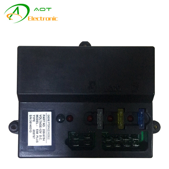 Generator Engine Interface Module EIM PLUS MK3 12V 258-9754