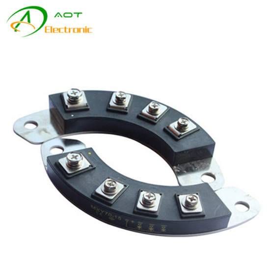 Generator Rotation Half Bridge Rectifier Diode Modules MXG(Y)70-15 for Brushless Genset