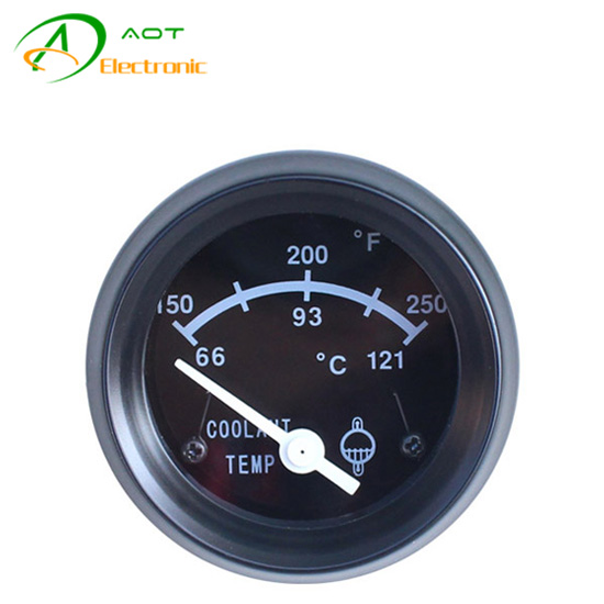 Diesel Engine Parts Water Temperature Gauge VDO Gauge 3015234 for Cummins​