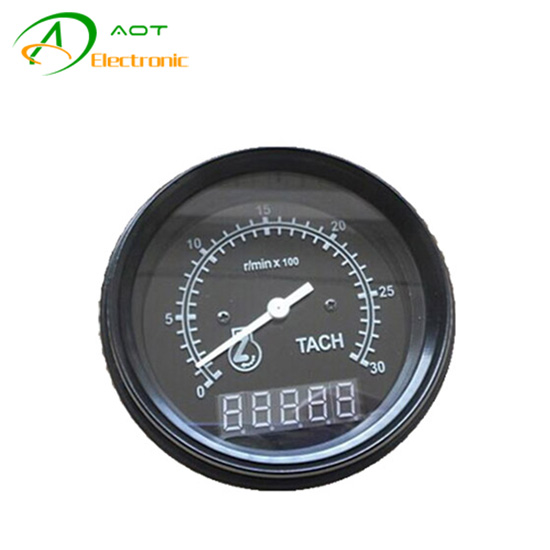 Generator Tachometer Speedometer Gauge 3049555 for K19 Engine