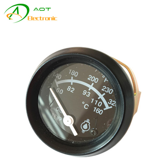 Diesel Engine 52mm Fuel Temperature Meter 3015233