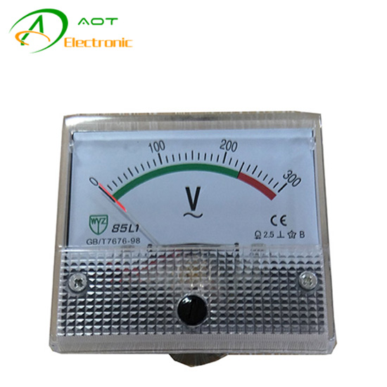 ​Generator Gauge Analog Voltage Meter 85L1