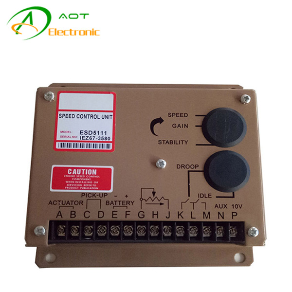 Diesel Generator Speed Control Unit ESD5111
