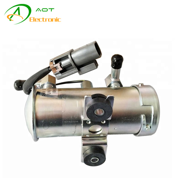 Electric Fuel Pump 8980093971 for Excavator Tractor Engine 4HK1 6HK1