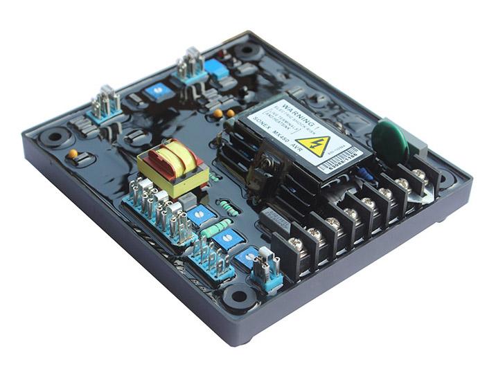 Electrical Circuit Diagram Generator Avr Mx450