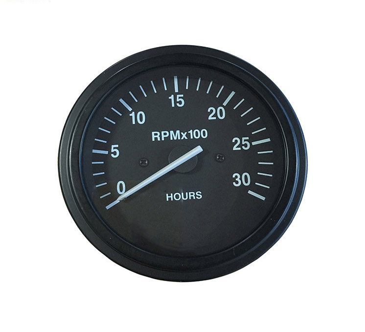 Diagram Tachometer Operation