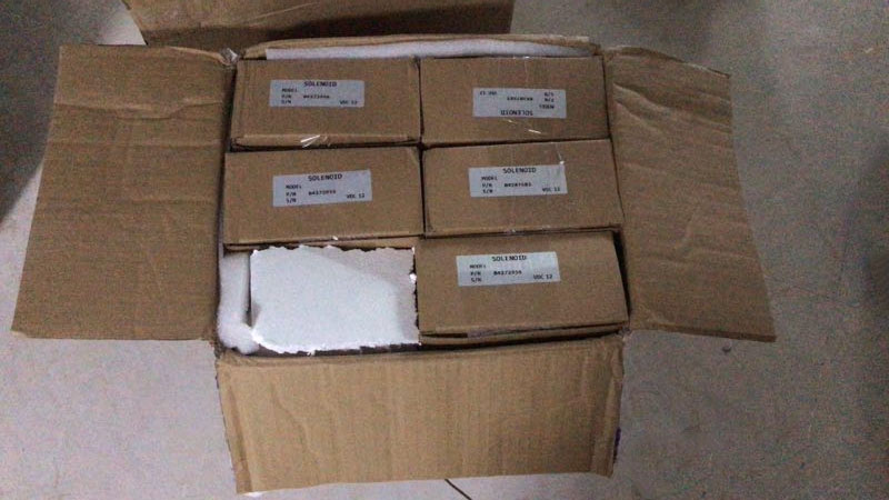 AOT Generator Parts Solenoids packing