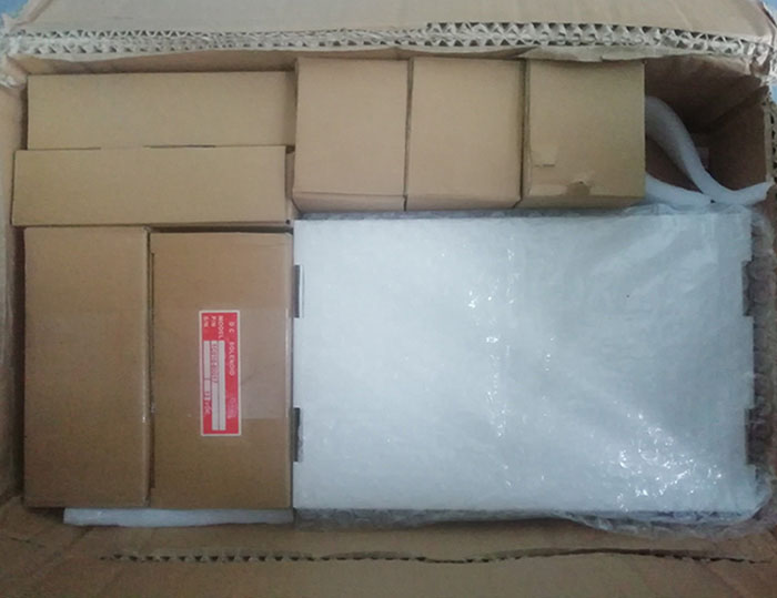 Generator Spare Parts Packing